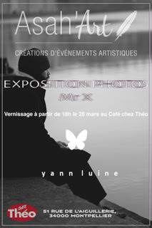 Exposition photo « Mr X » de Yann Luine