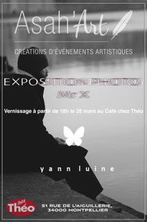 Exposition photo « Mr X » de Yann Luine